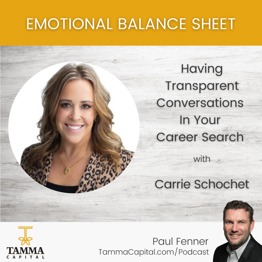 Career Search Carrie Schochet