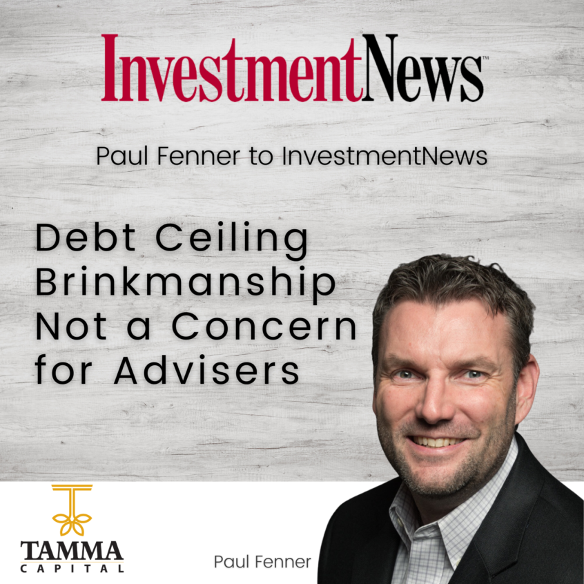debt ceiling TAMMA Paul Fenner